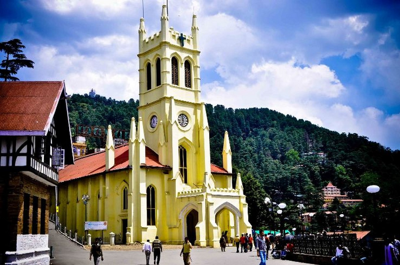 Hill Stations Established by the British Raj in India - Sheet3