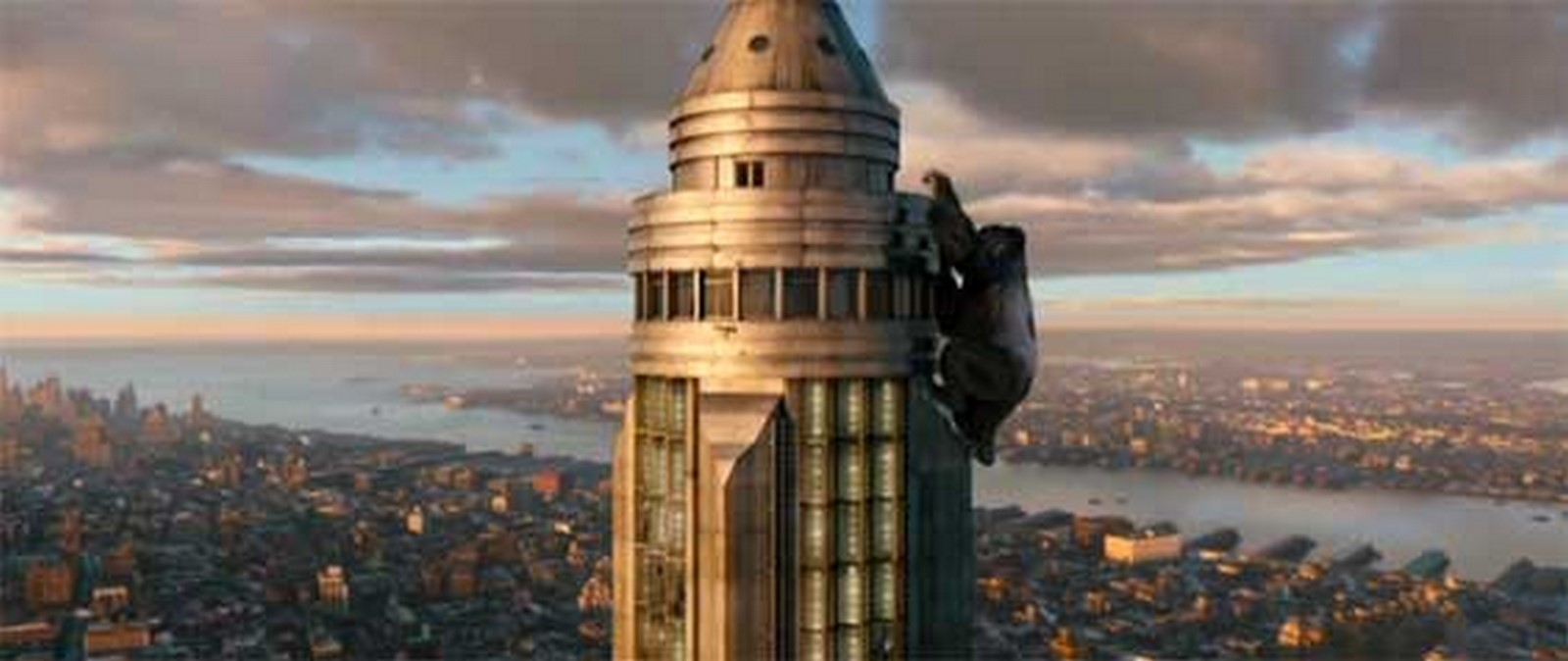 How are famous high-rise buildings used in movies - Sheet2
