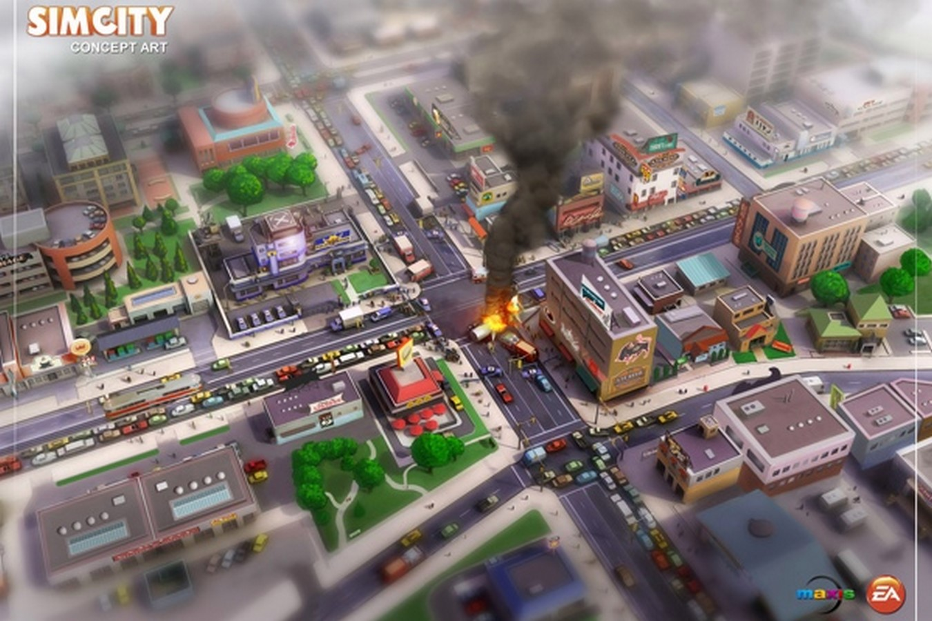 Architectural review of SimCity – EA Maxis - Sheet2