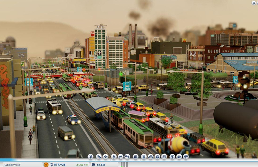 Architectural review of SimCity – EA Maxis