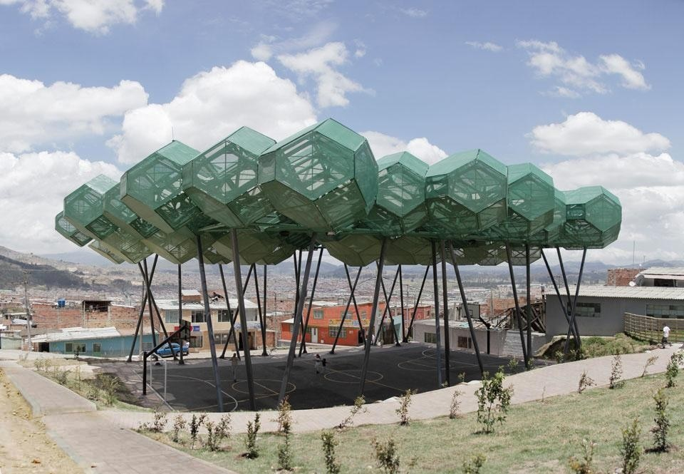 10 examples of modern public spaces - Sheet1
