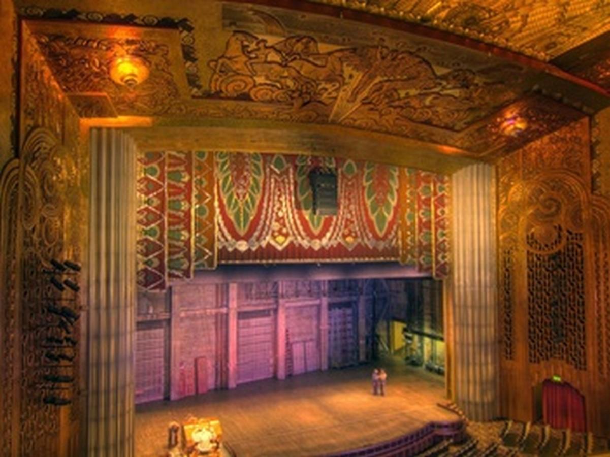 Paramount Theater - Oakland, California - Sheet2