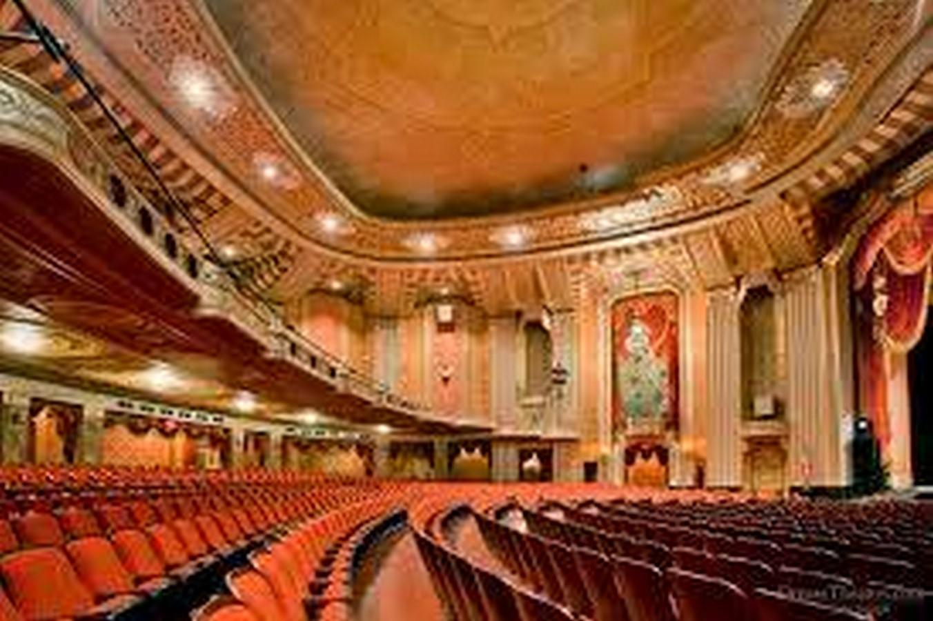 The Warner Theatre - Erie, Pennsylvania - Sheet1