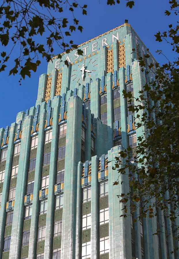 Eastern Columbia Building - Los Angeles, California - Sheet3