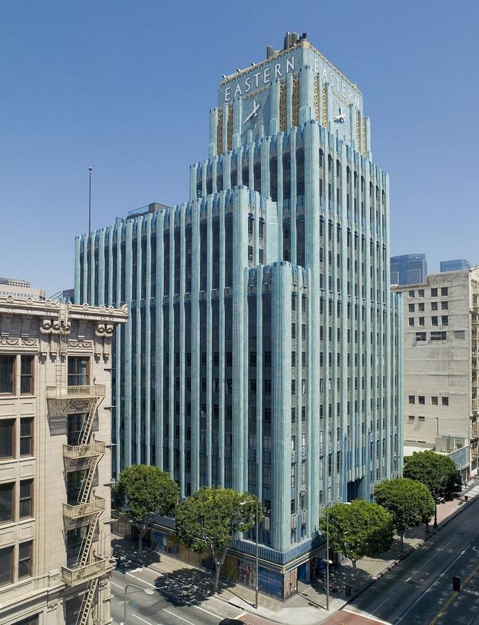 Eastern Columbia Building - Los Angeles, California - Sheet2