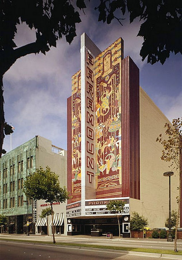 Paramount Theater - Oakland, California - Sheet3