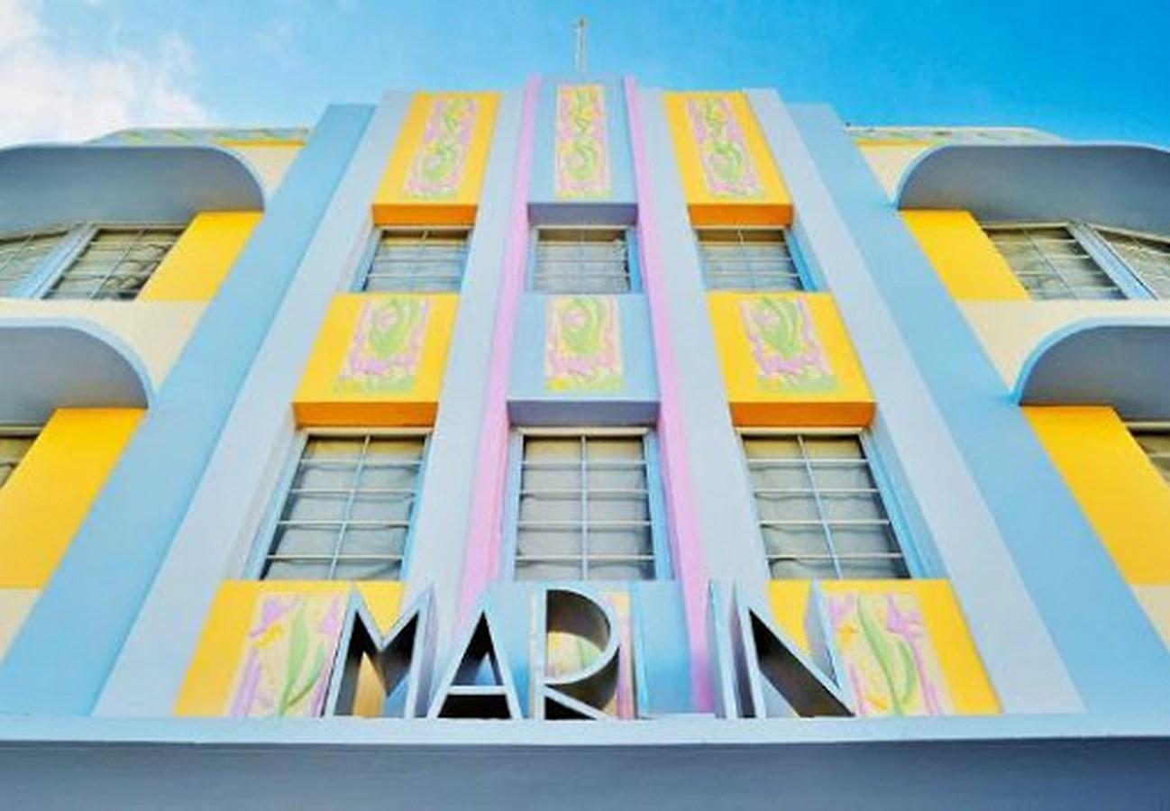 The Marlin Hotel - Miami Beach, Florida - Sheet2