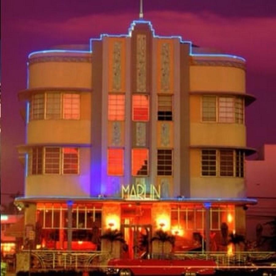 The Marlin Hotel - Miami Beach, Florida - Sheet3
