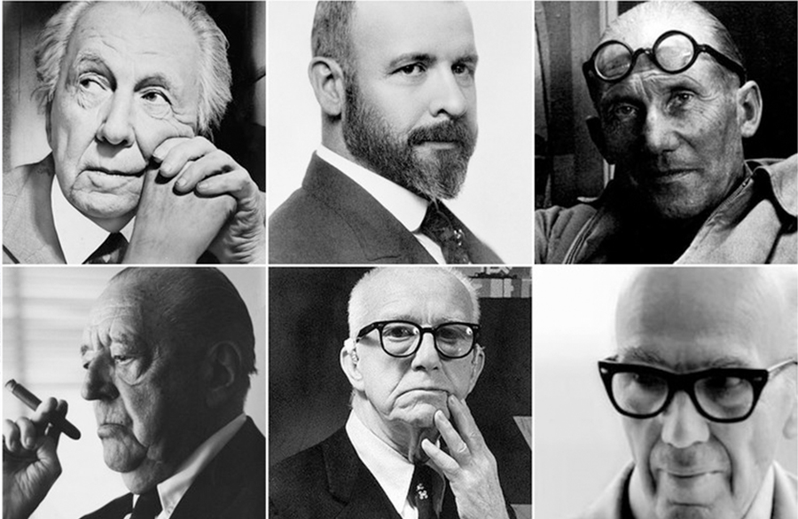 10 Architects who don't pose a qualification in architecture