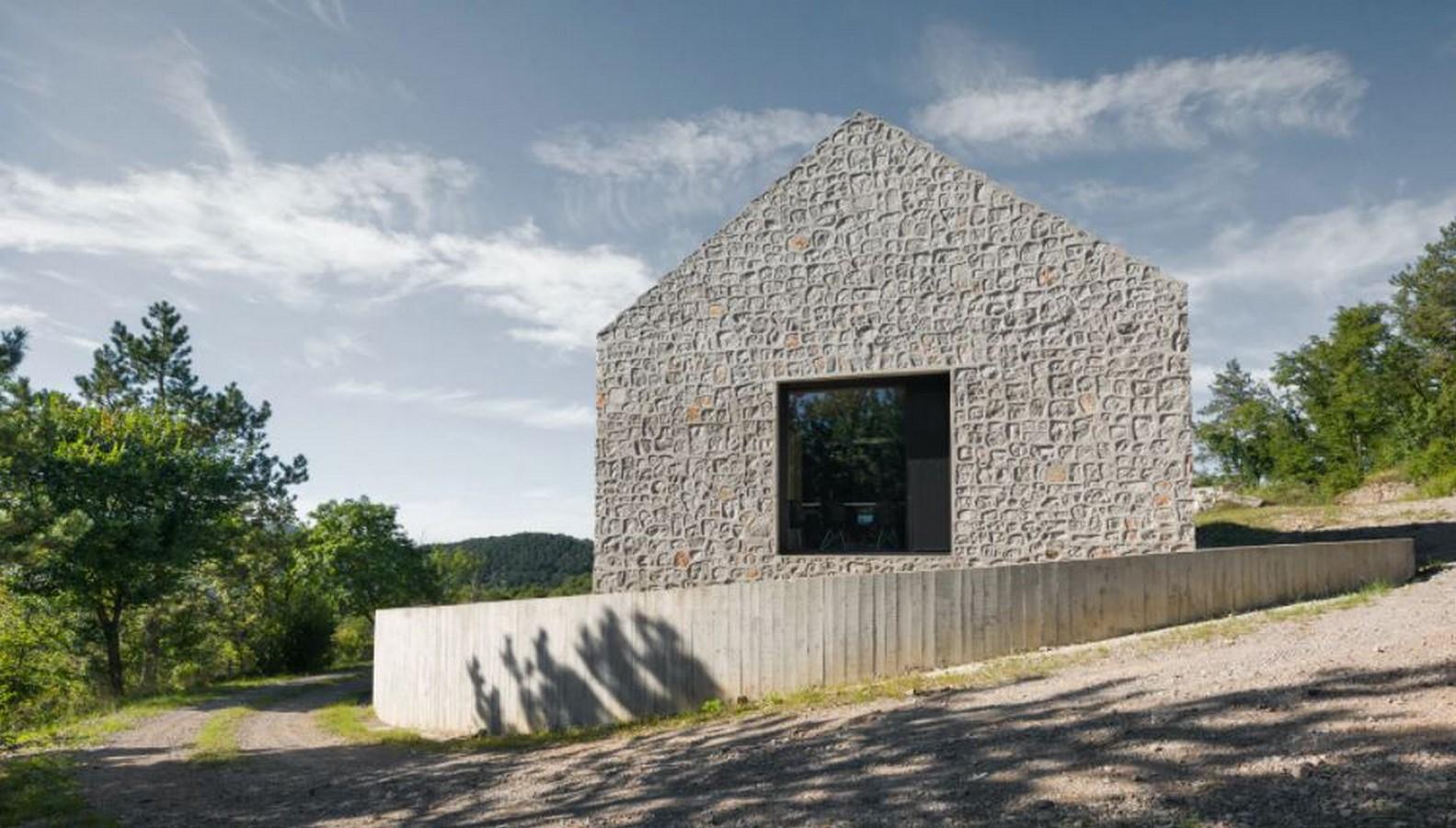 Compact Karst house - Sheet1