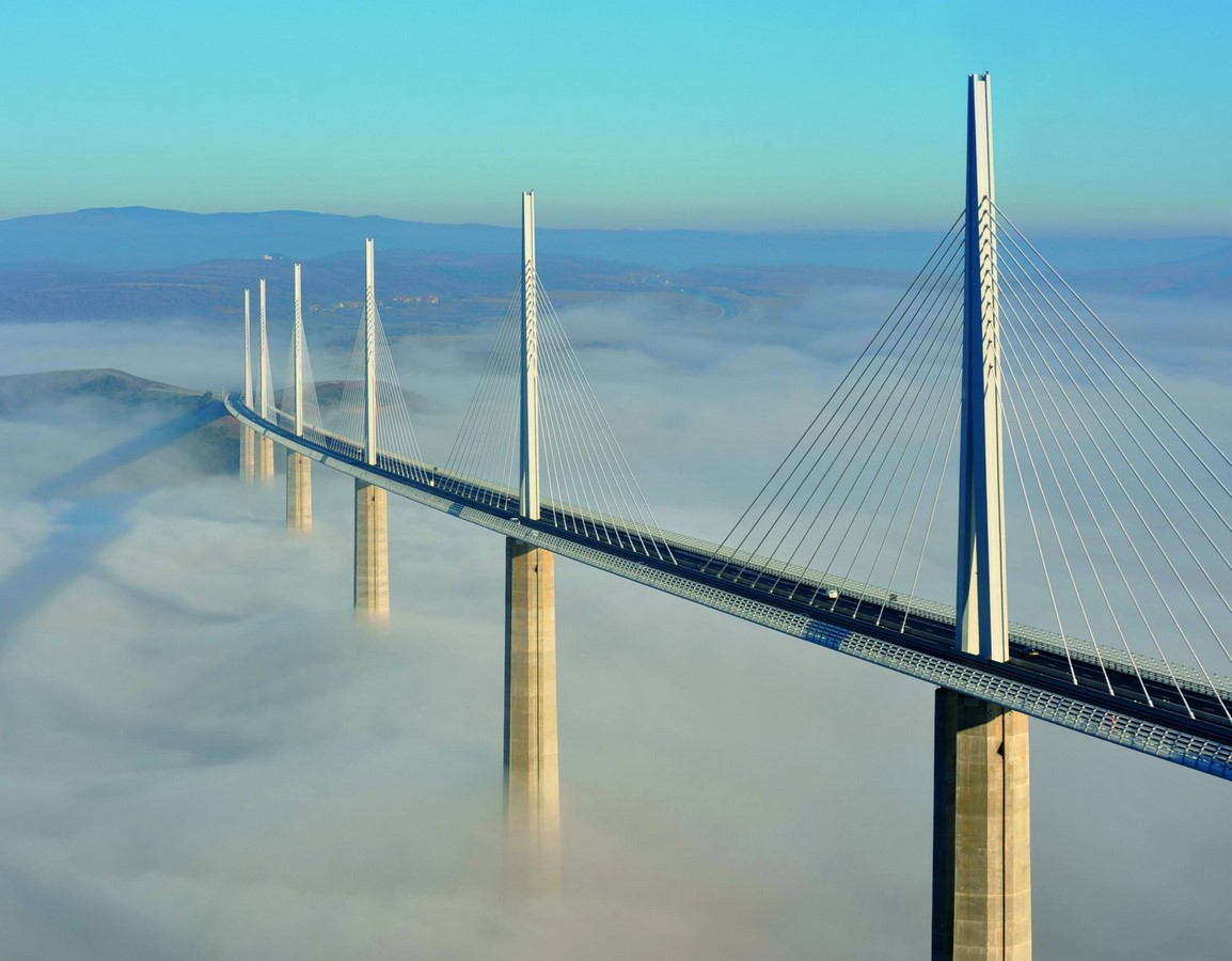 10 Things about you did not know about Viaduc de Millau, France - Sheet2
