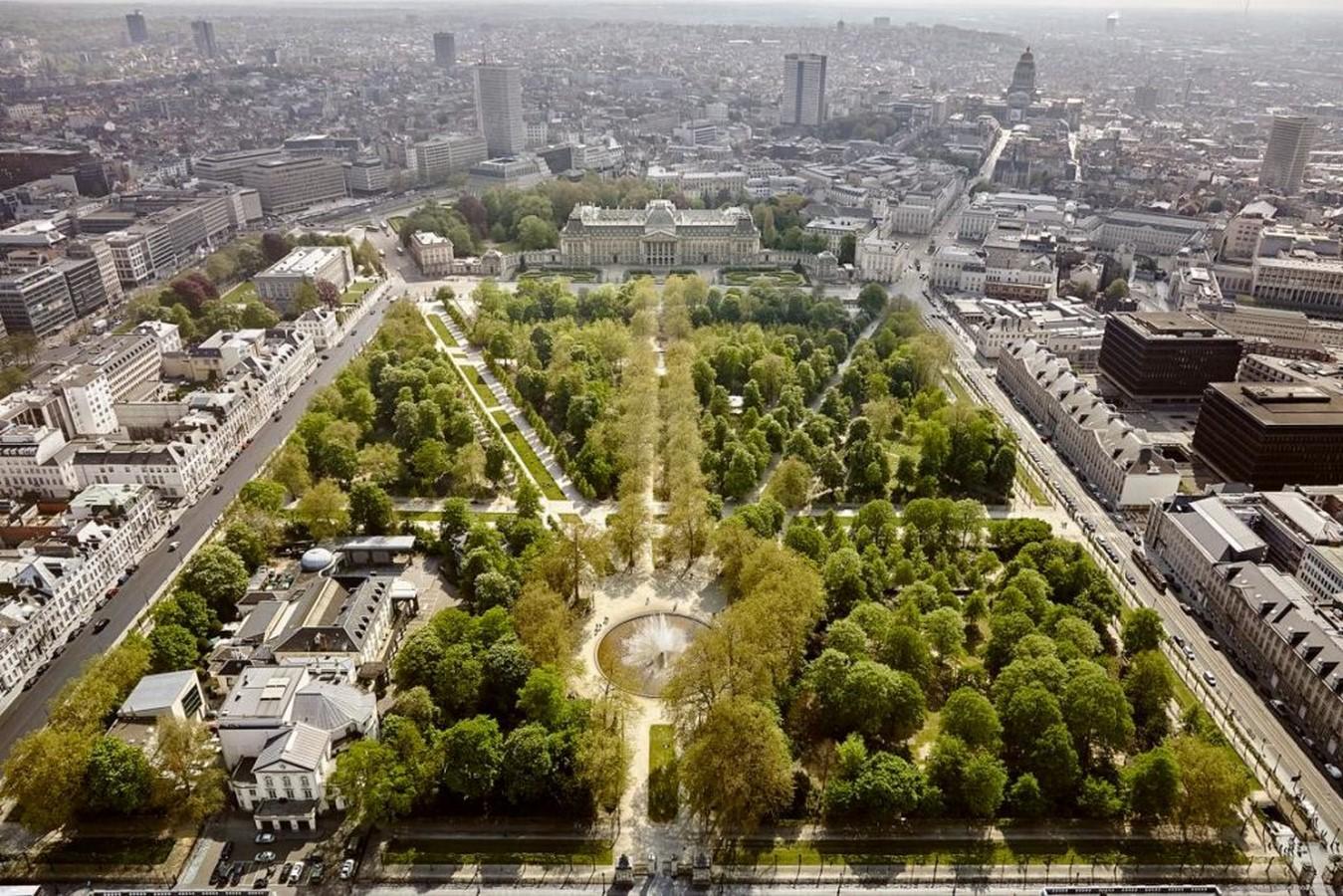 Royal Palace of Brussels by Architect Alphonse Balat: A resplendent vision of Grandeur - Sheet3
