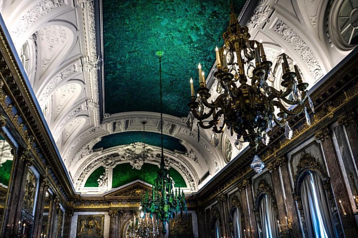 Royal Palace of Brussels by Architect Alphonse Balat: A resplendent vision of Grandeur - Sheet9