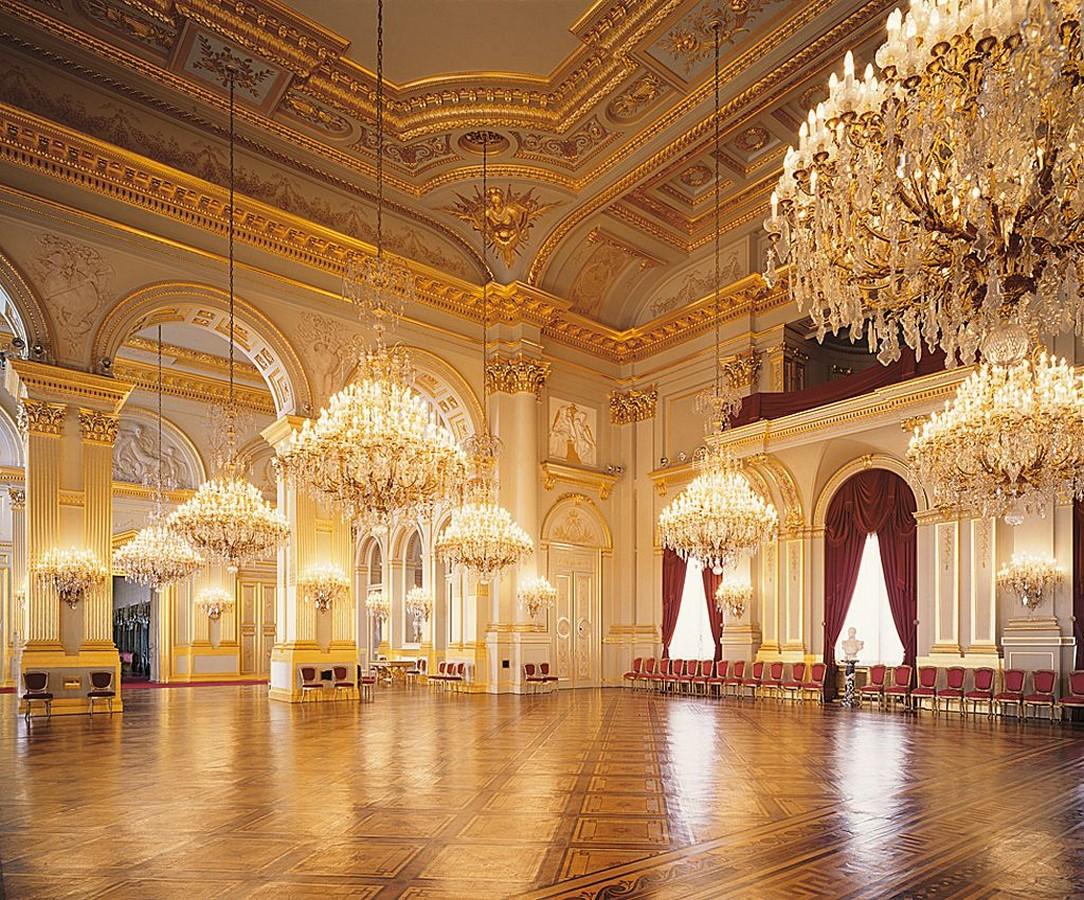 Royal Palace of Brussels by Architect Alphonse Balat: A resplendent vision of Grandeur - Sheet10