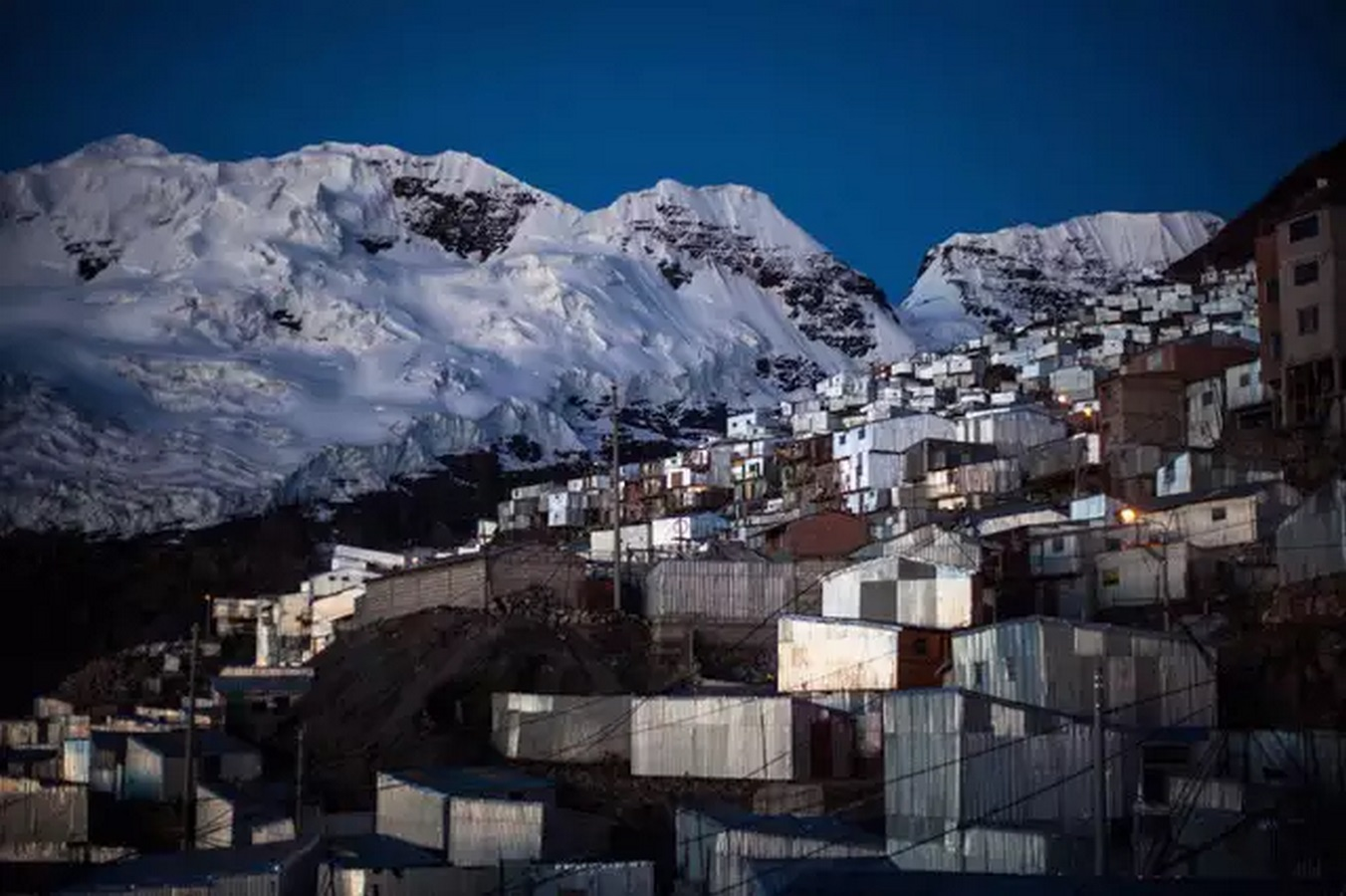 An architectural review of the La Rinconada : The highest human habitation in the world - Sheet8