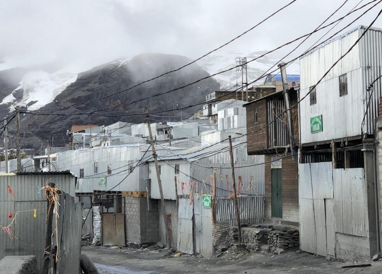 An architectural review of the La Rinconada : The highest human habitation in the world - Sheet4