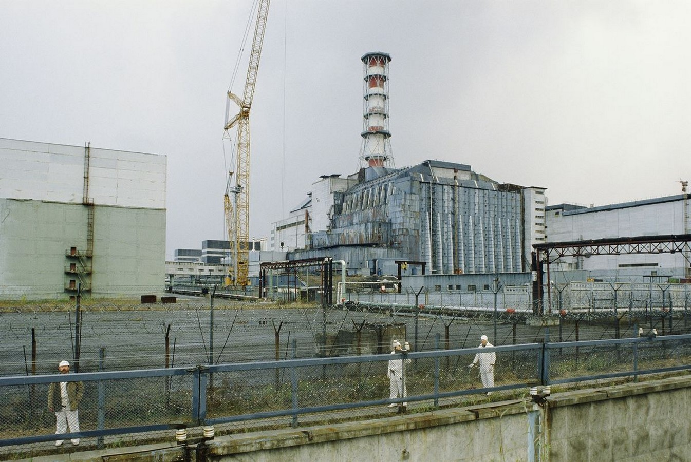 Chernobyl: What remains of the place? - Sheet2