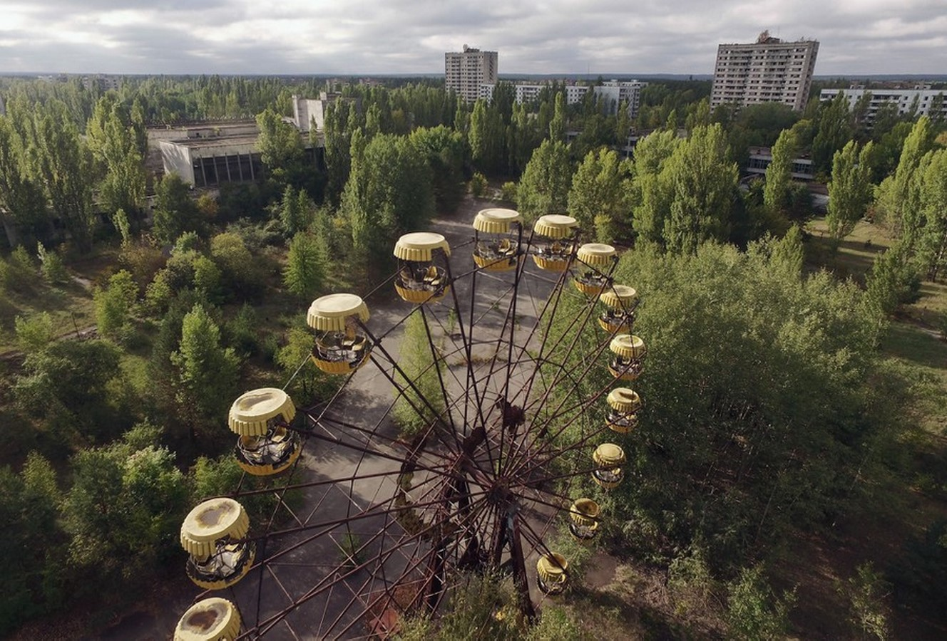 Chernobyl: What remains of the place? - Sheet3