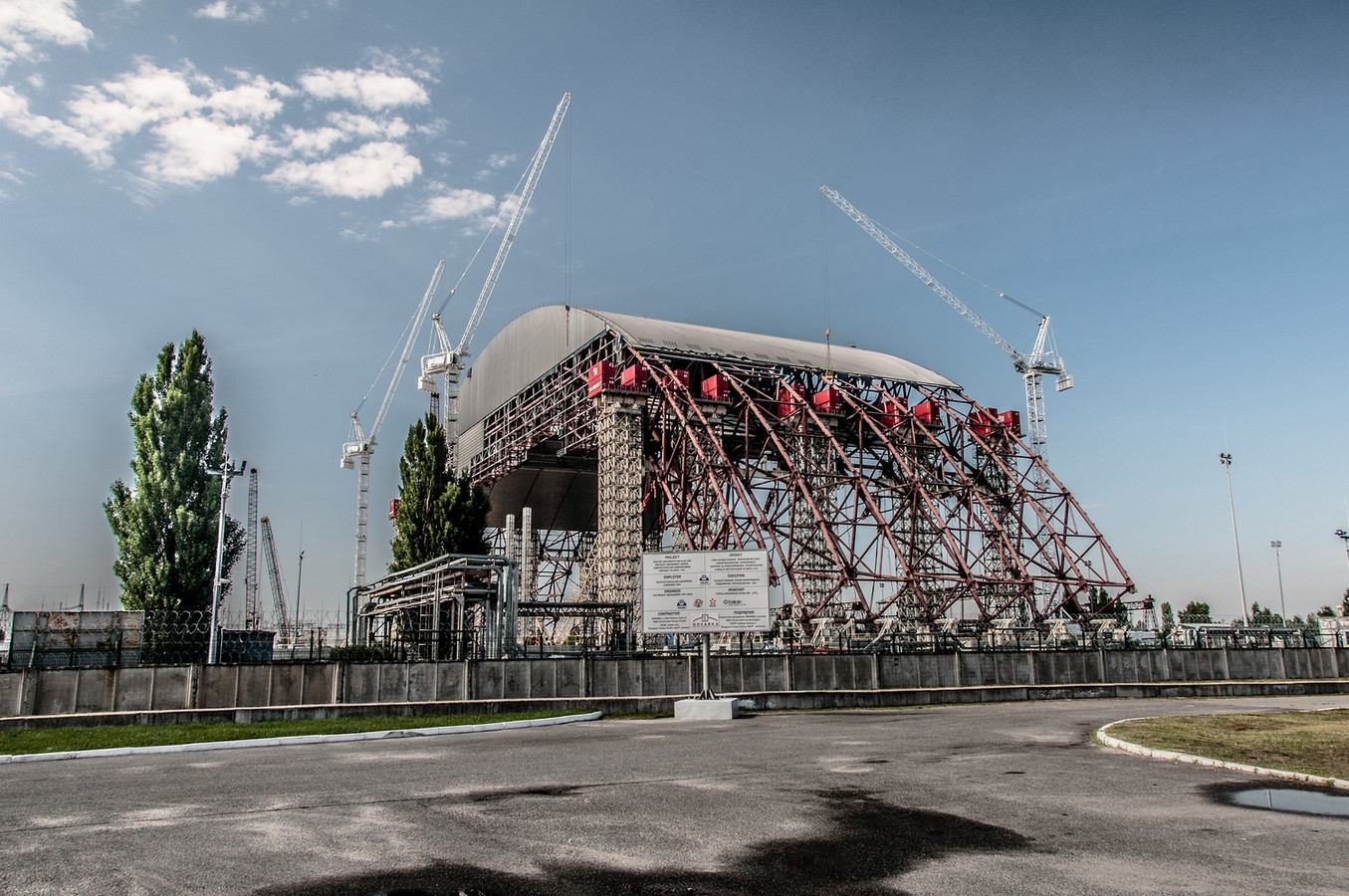 Chernobyl: What remains of the place? - Sheet4
