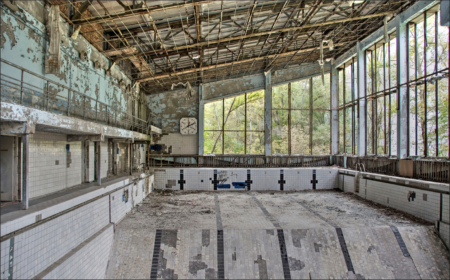 Chernobyl: What remains of the place? - Sheet7