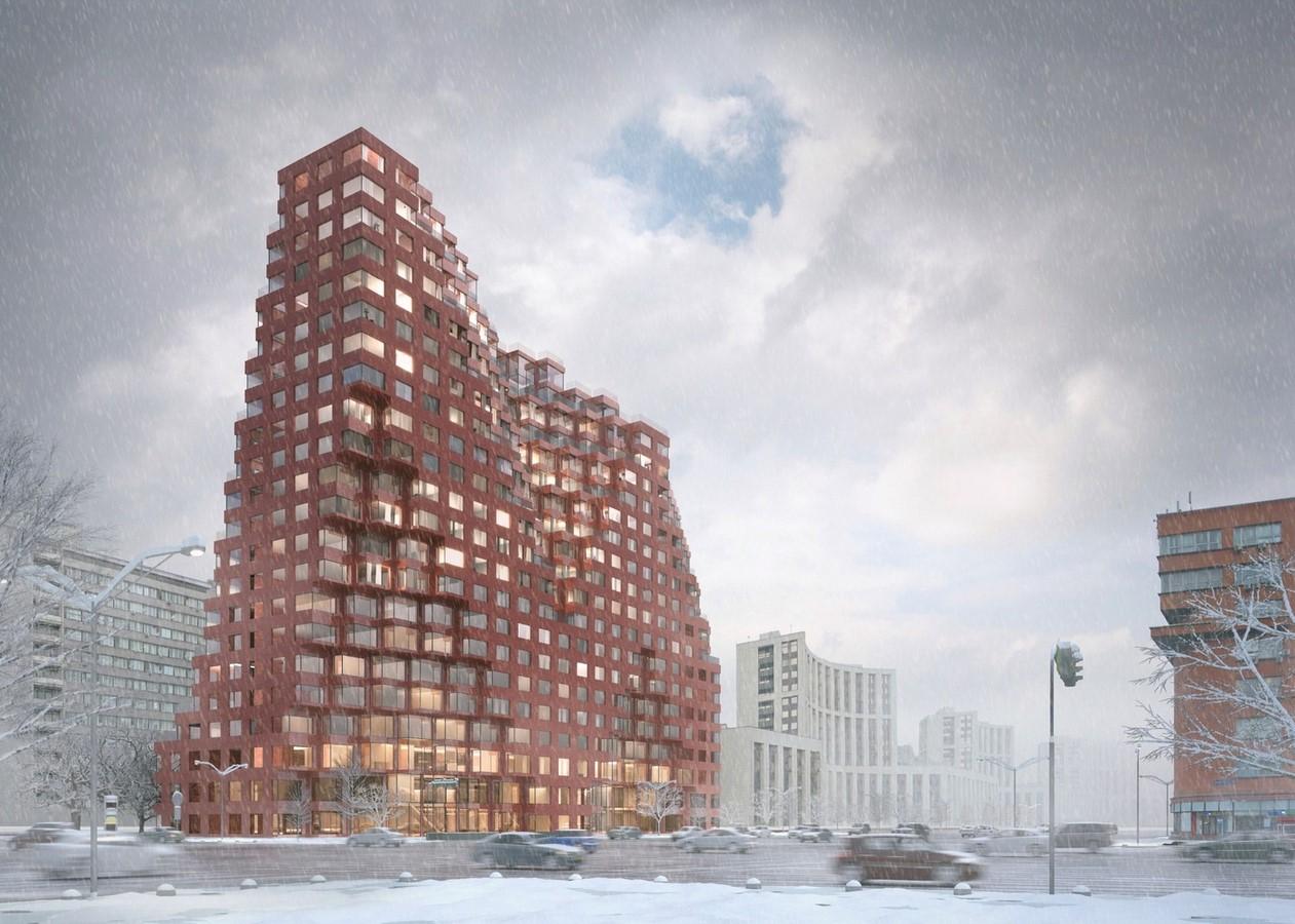10 Innovative conceptual facade designs that were never built - Sheet4