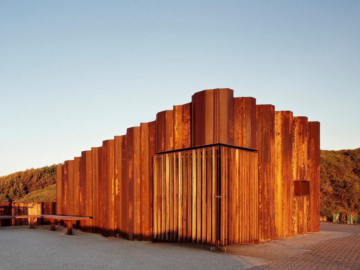 10 Innovative conceptual facade designs that were never built - Sheet6