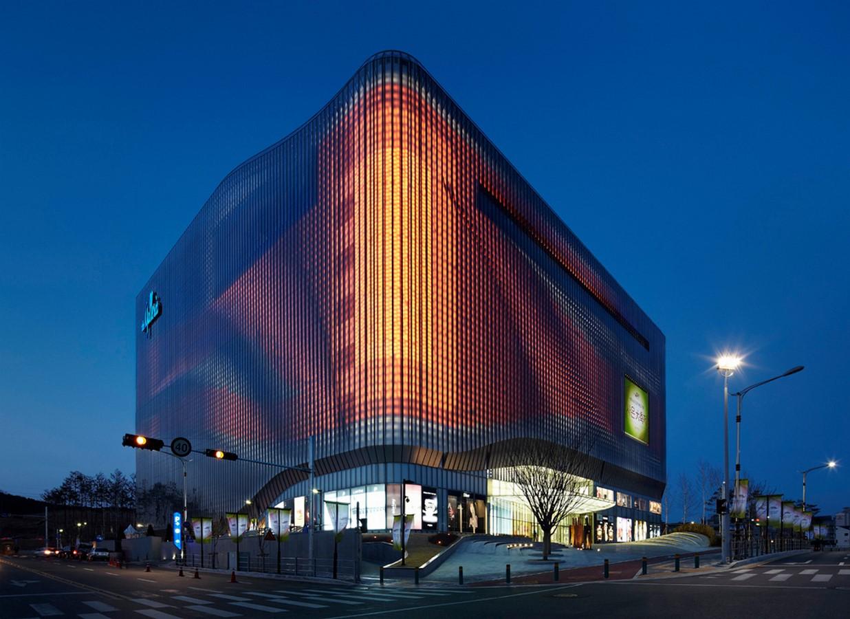10 Innovative conceptual facade designs that were never built - Sheet7