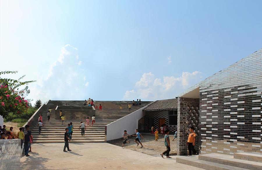 10 Innovative school designs in rural areas around the world