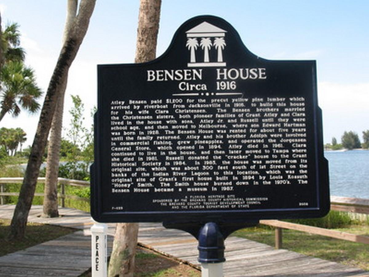 Bensen House - Sheet2
