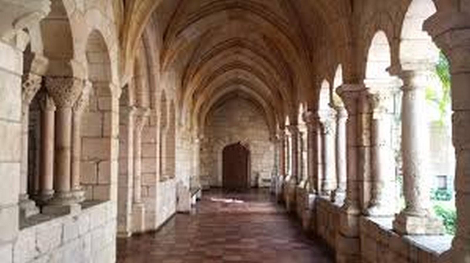 Church of St. Bernard de Clairvaux - Sheet2