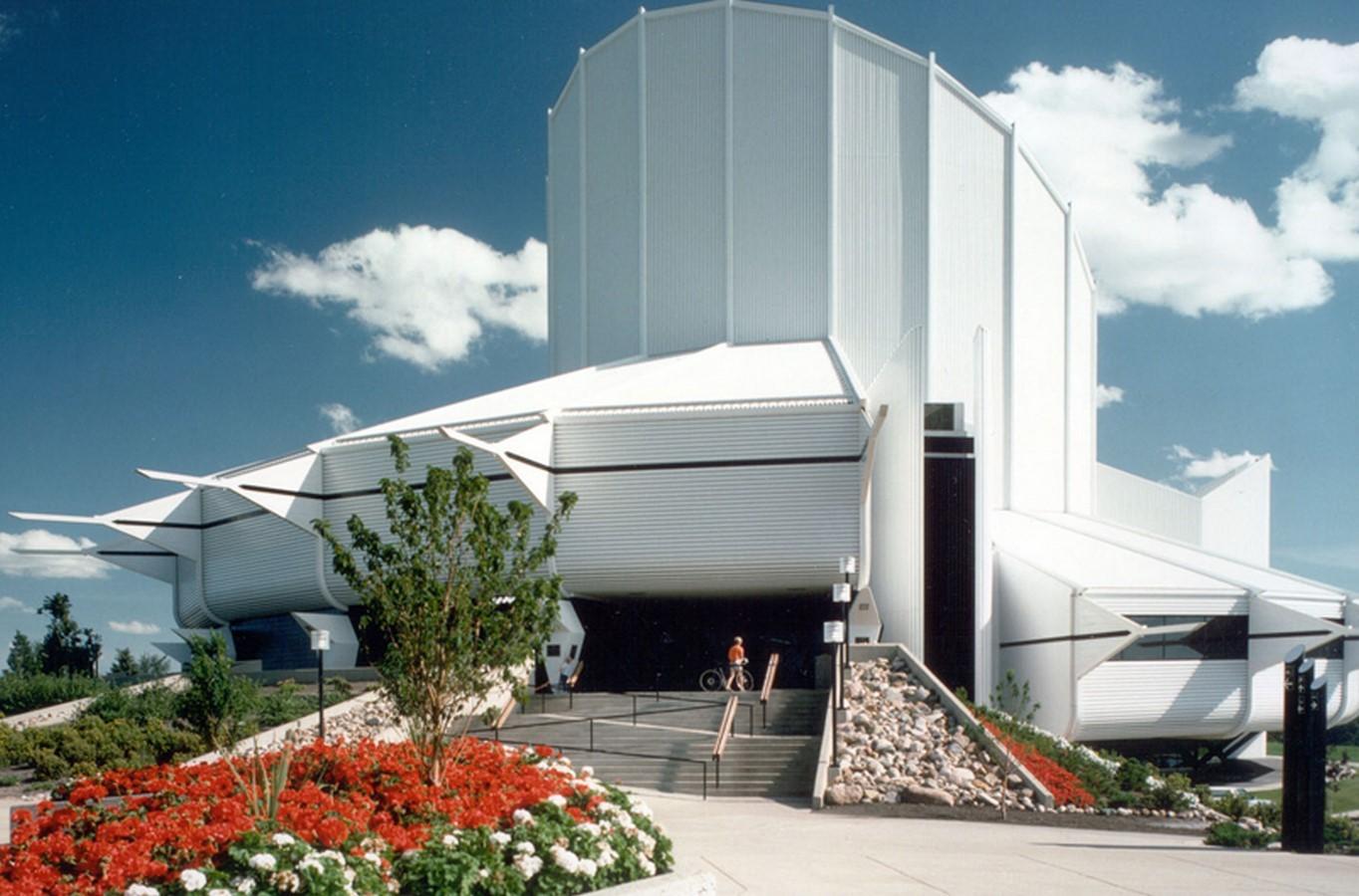 Edmonton Space Science Centre -Sheet2