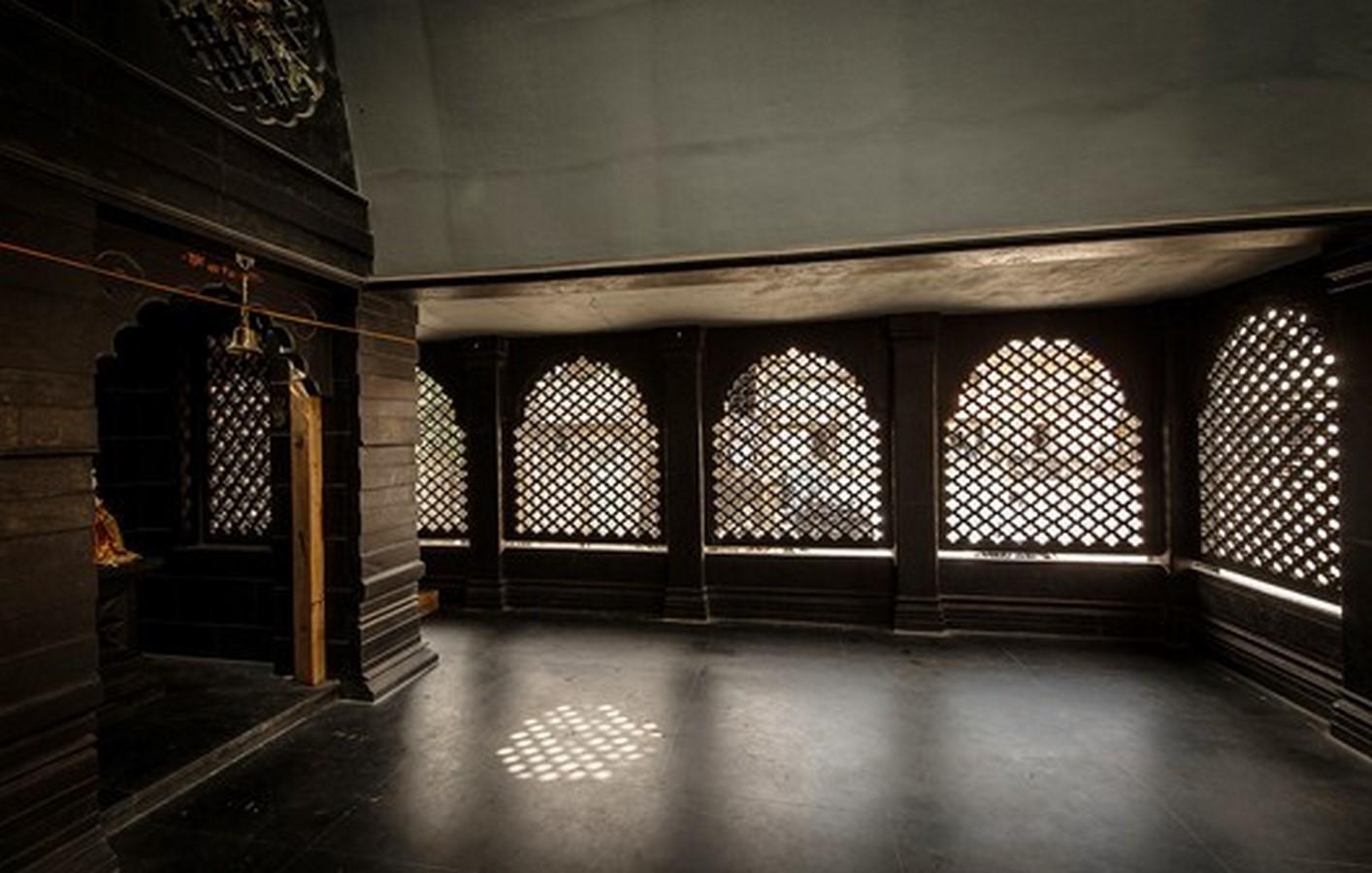 Maruti Mandir by Shailesh Devi: At the Centre of the Village - Sheet7