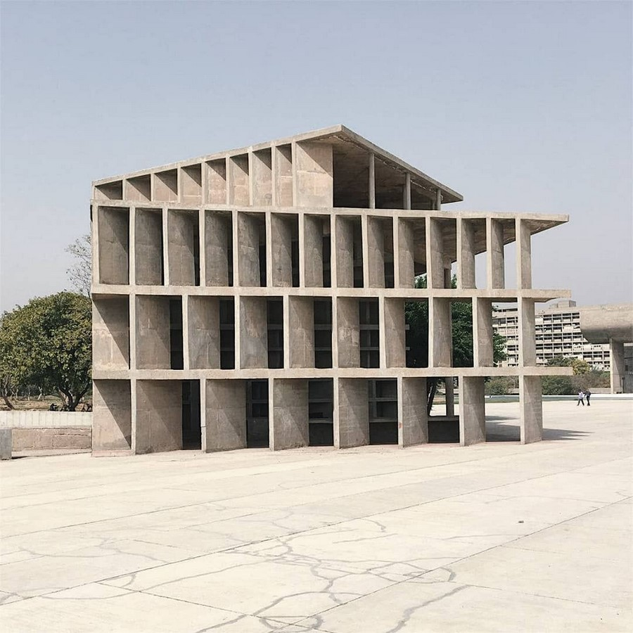 Architecture of Indian Cities: Chandigarh- Well Planned city of India - Sheet11
