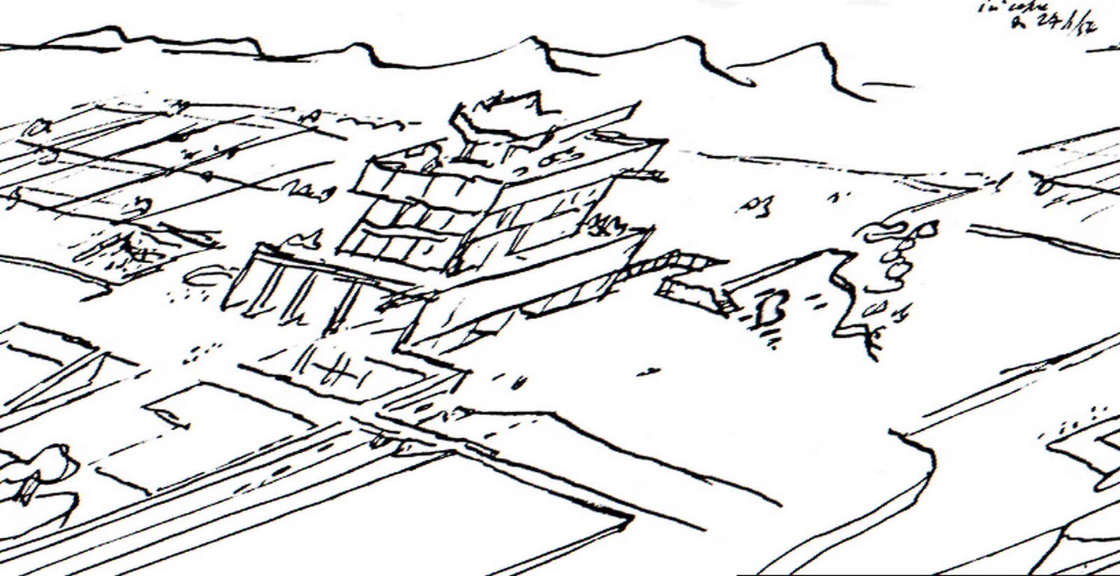 Architecture of Indian Cities: Chandigarh- Well Planned city of India - Sheet3