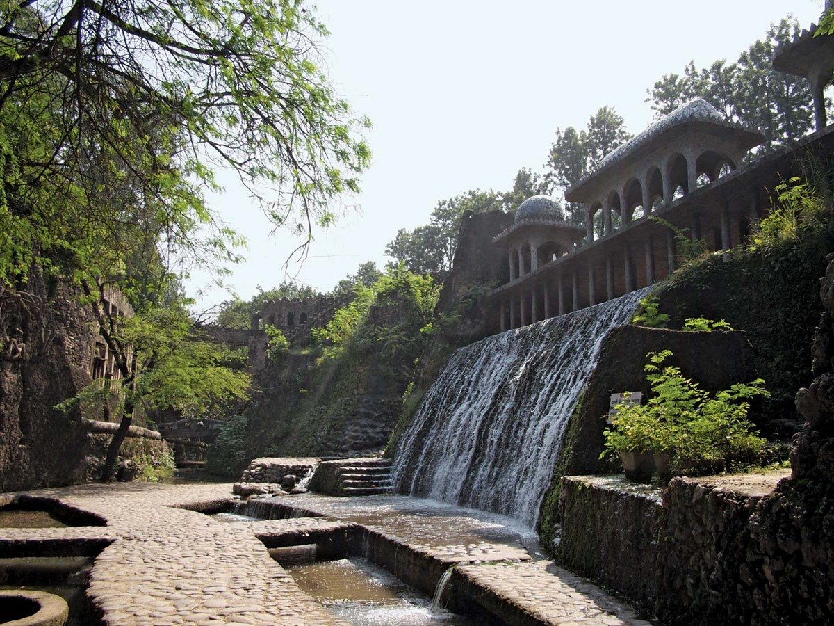 Architecture of Indian Cities: Chandigarh- Well Planned city of India - Sheet7