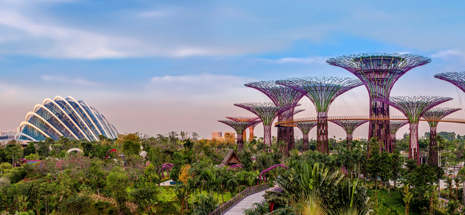Architecture in Singapore - Gardens by the Bay - Sheet1