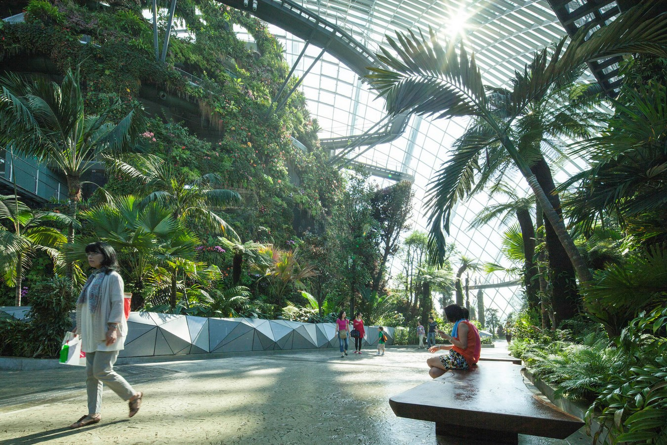 Architecture in Singapore - Gardens by the Bay - Sheet2