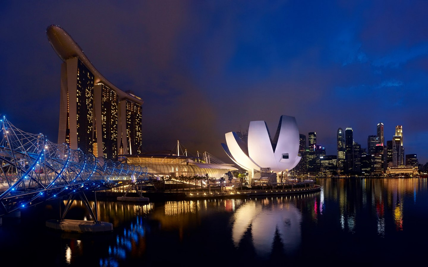Architecture in Singapore - Marina Bay Sands - Sheet2