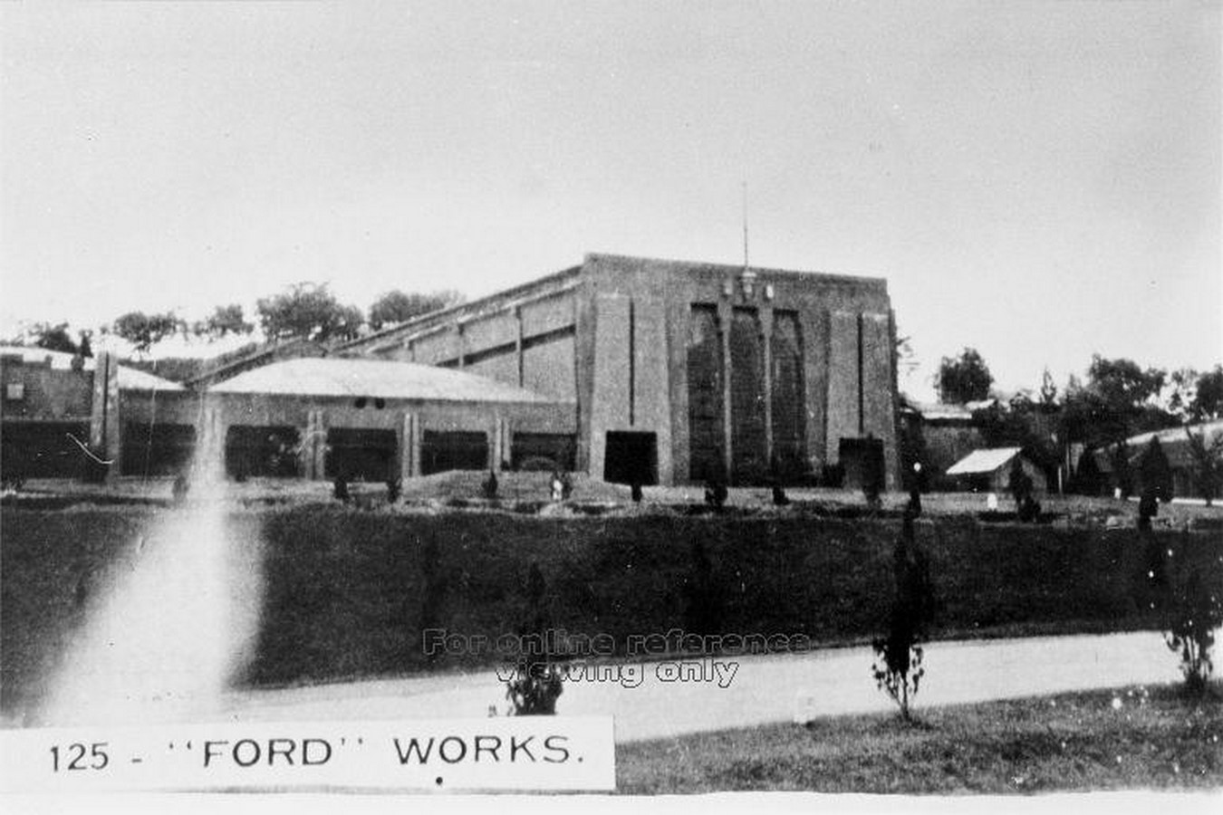 Architecture in Singapore - Old Ford Motor Factory - Sheet1