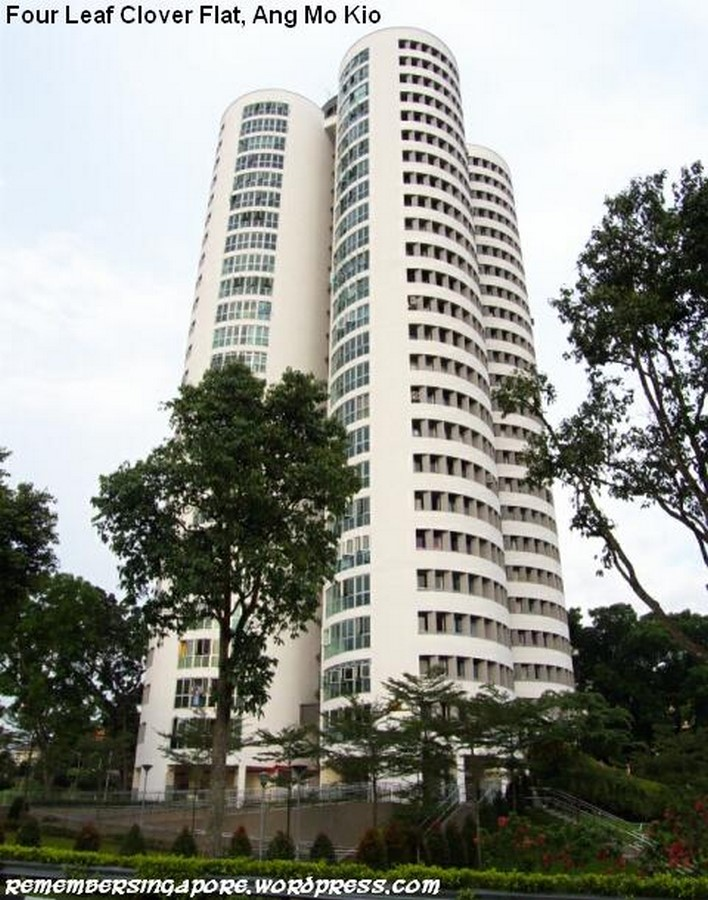 Architecture in Singapore - Public Housing by HDB - Sheet2