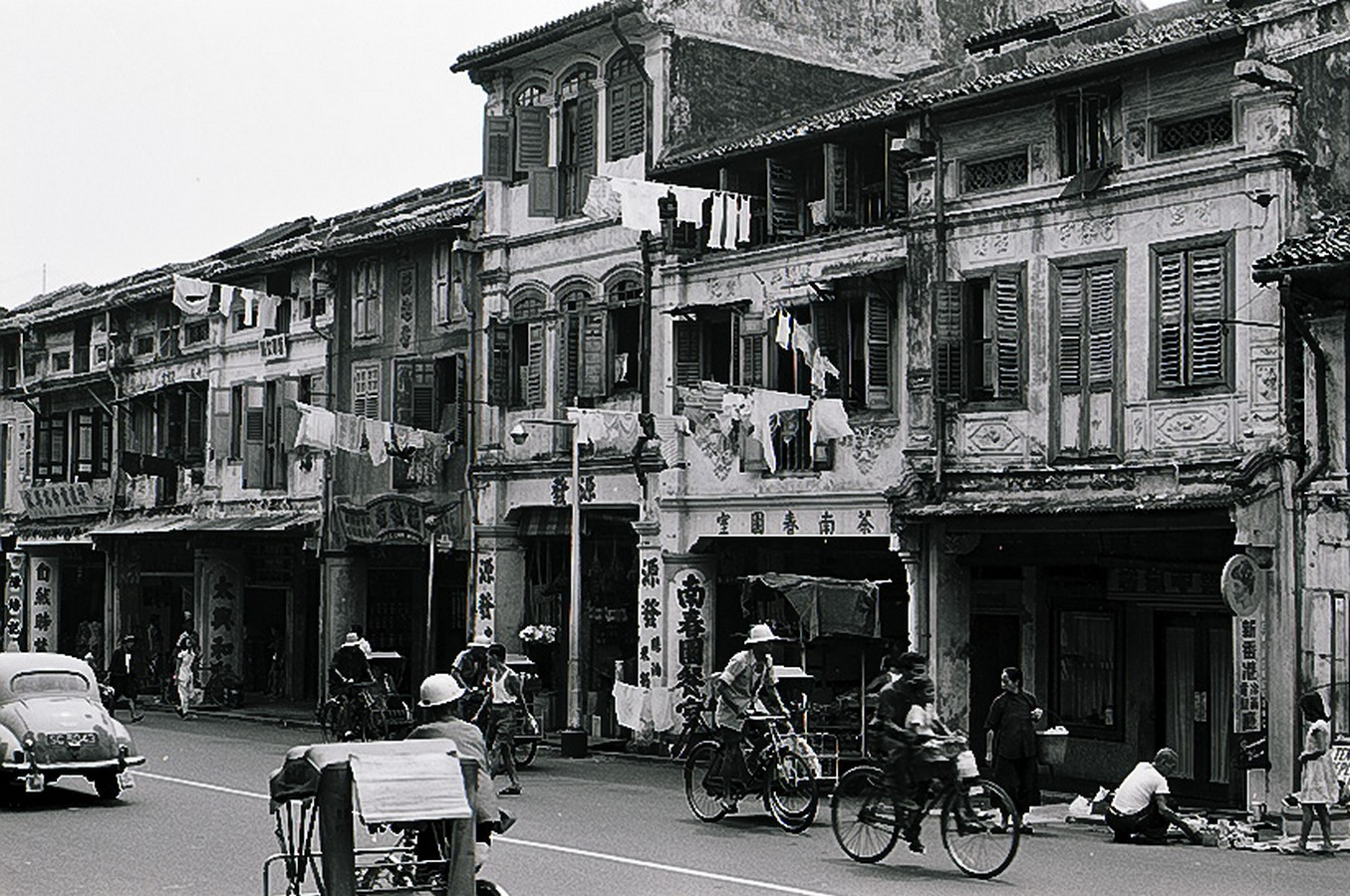 Architecture in Singapore- Shophouses - Sheet2