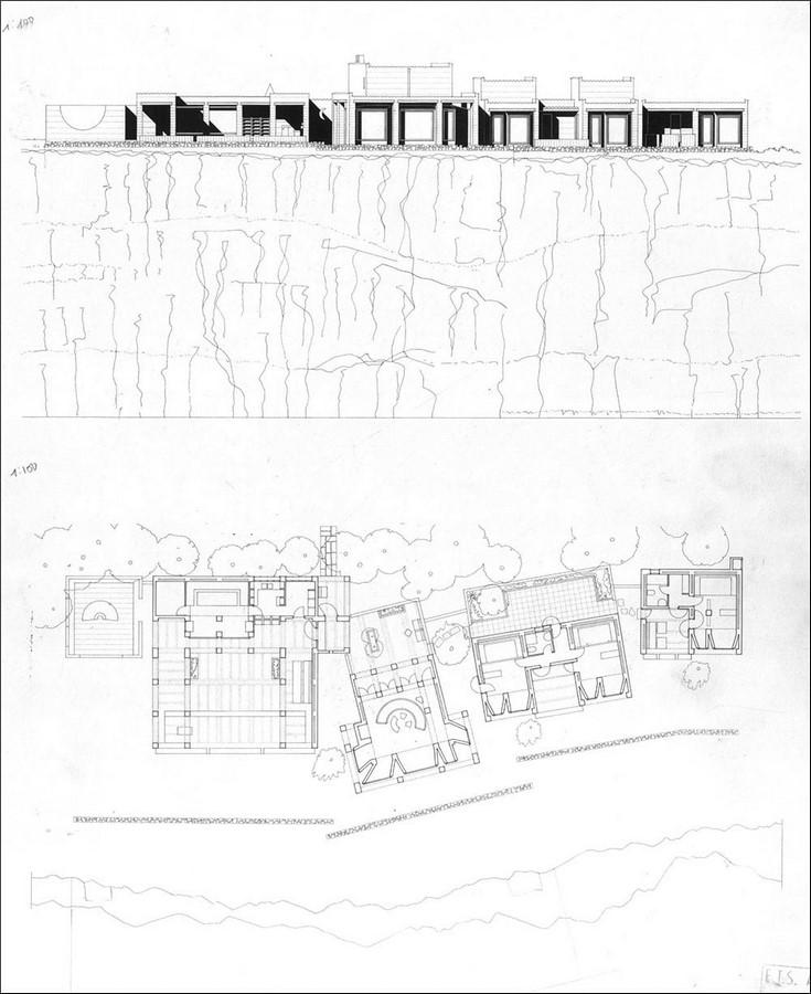Can Lis House by Jørn Utzon: Reinterpreting the traditional methods - Sheet4