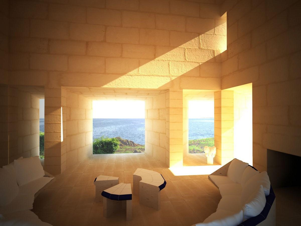 Can Lis House by Jørn Utzon: Reinterpreting the traditional methods - Sheet8