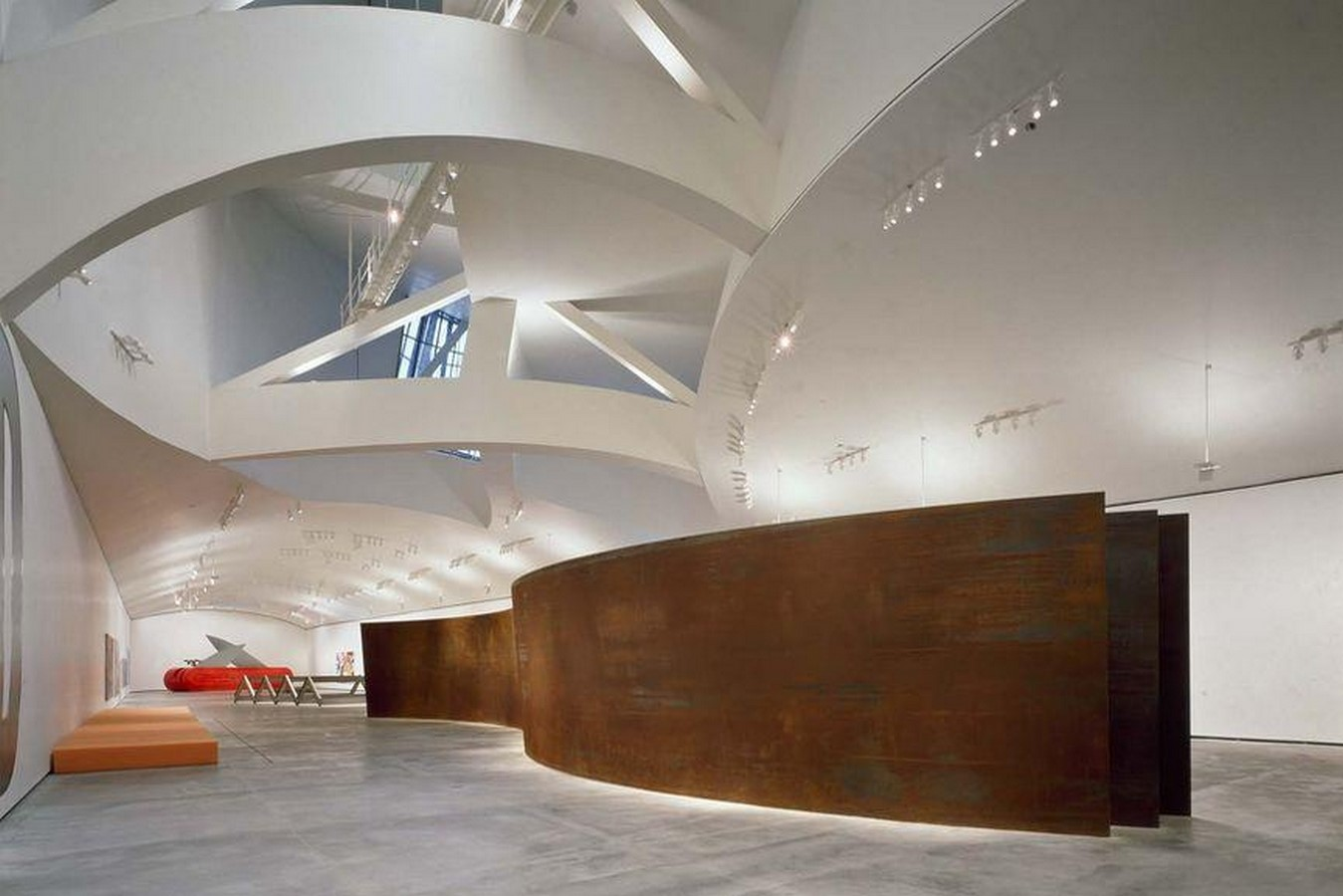 Art Gallery and Architecture: To experience art through architecture. - Sheet2