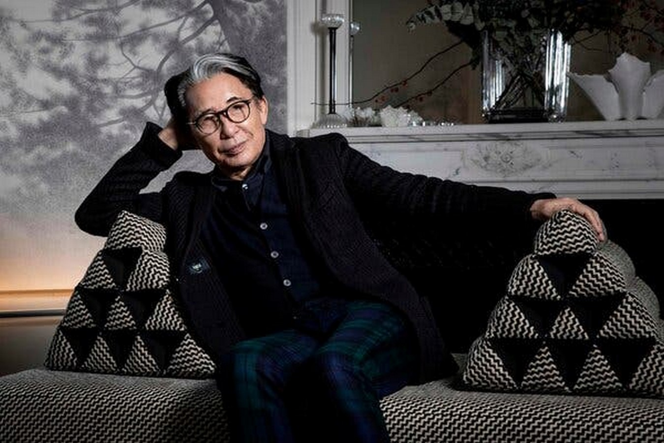 Faces of the Gone- Remembering 20 Creative minds that were laid to rest in 2020- Part II-Kenzo Takada - Japanese Fashion Designer - Sheet1