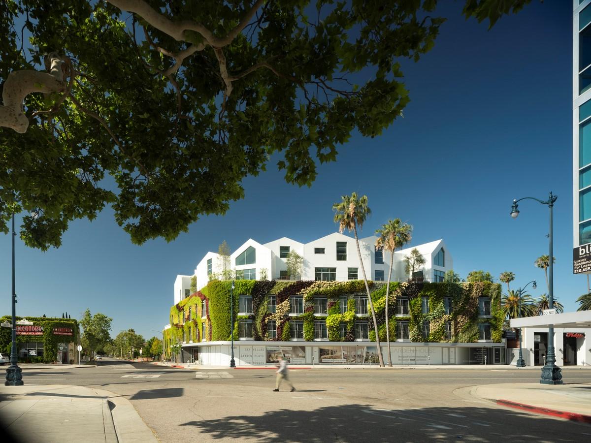 Gardenhouse - Los Angeles, United States of America - Sheet2
