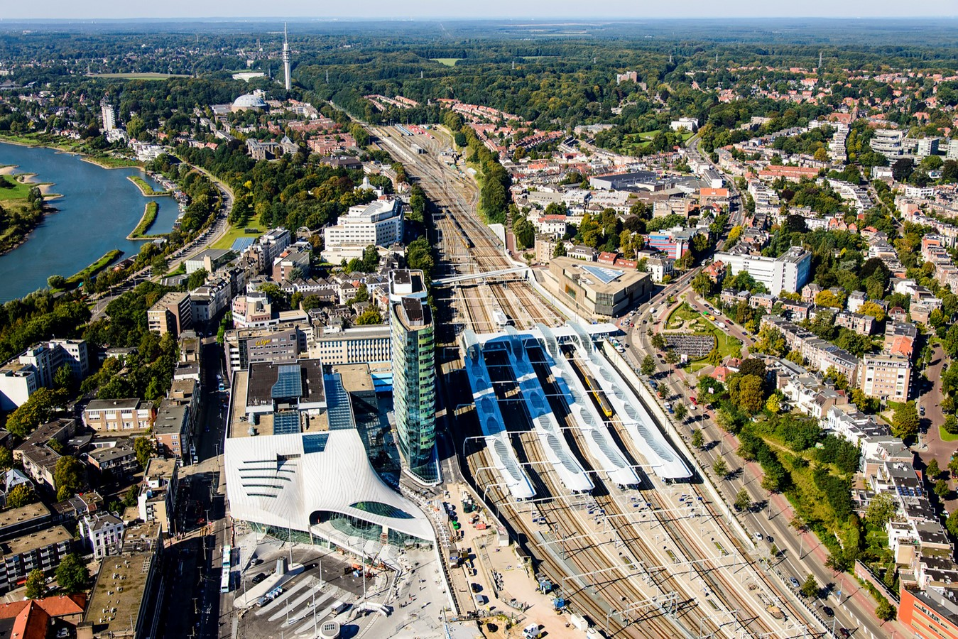 Arnhem Central Transfer Terminal, Arnhem, The Netherlands - Sheet7