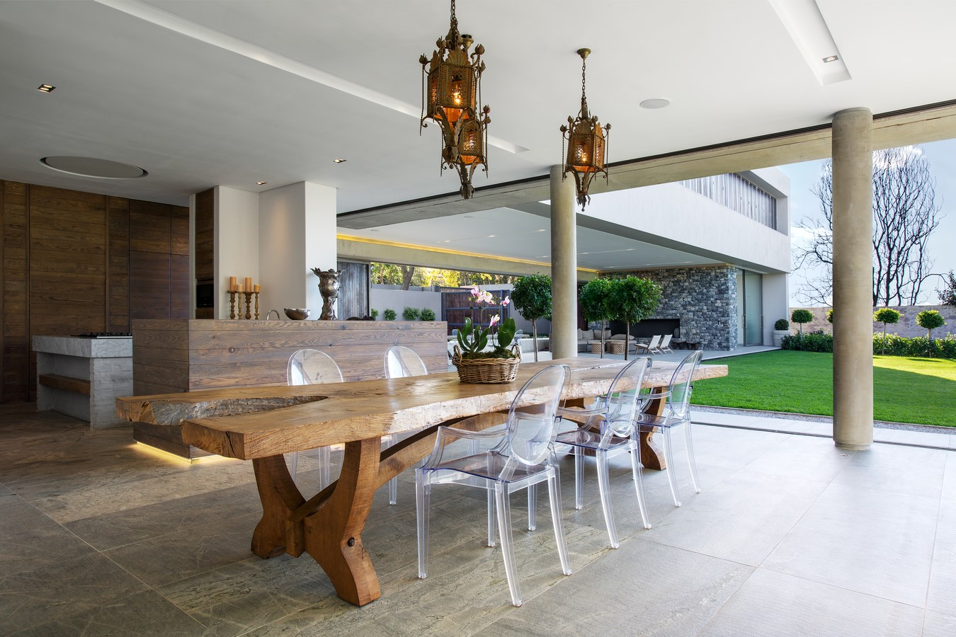 House 01 by Daffonchio and Associates Architects - Sheet2