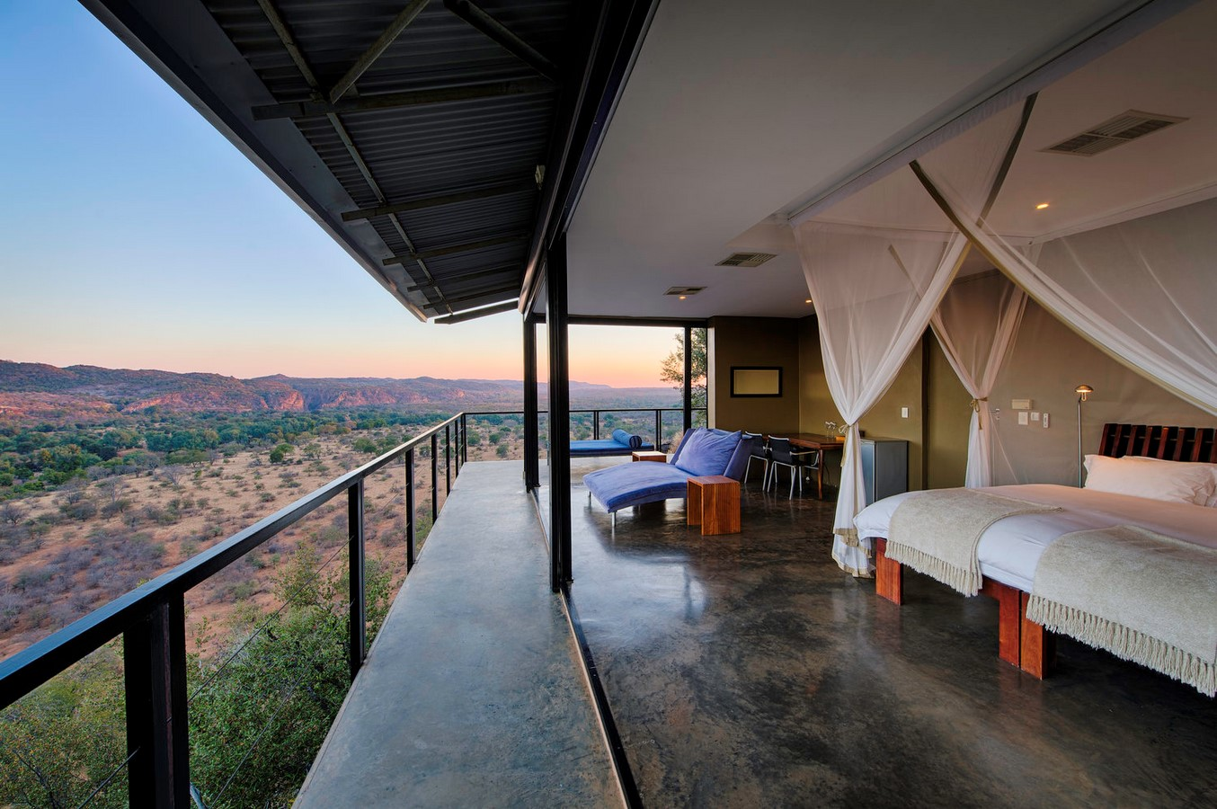 The Outpost Lodge by Daffonchio and Associates Architects - Sheet3