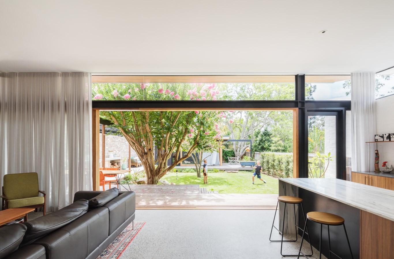 Gladesville Courtyard House by Vanessa Wegner Architect - Sheet2